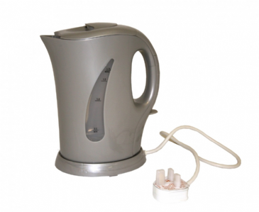 Sunncamp Low Watt Cordless Jug Kettle - Silver